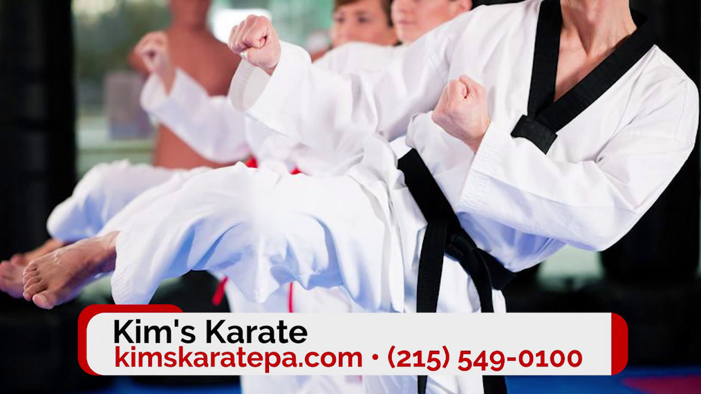 Martial Arts School in Cheltenham PA, Kim's Karate