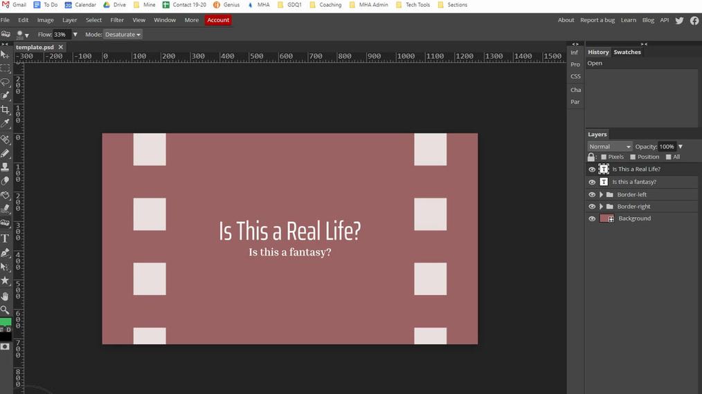 Photopea Toolbar - Gradient, Paint Bucket, Eyedropper, Ruler Tool.mp4
