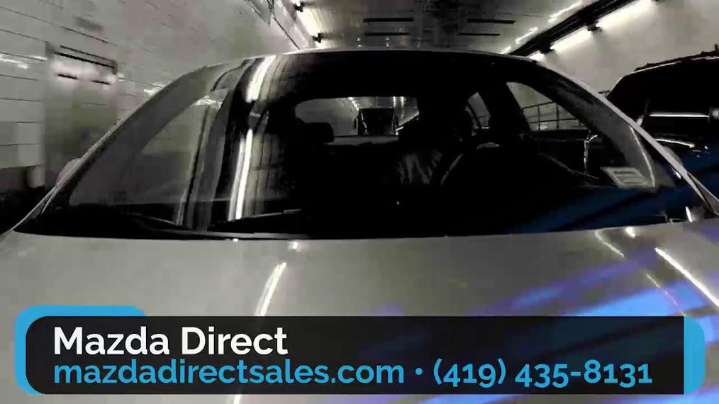 Guaranteed Credit Approval in Fostoria OH, Mazda Direct