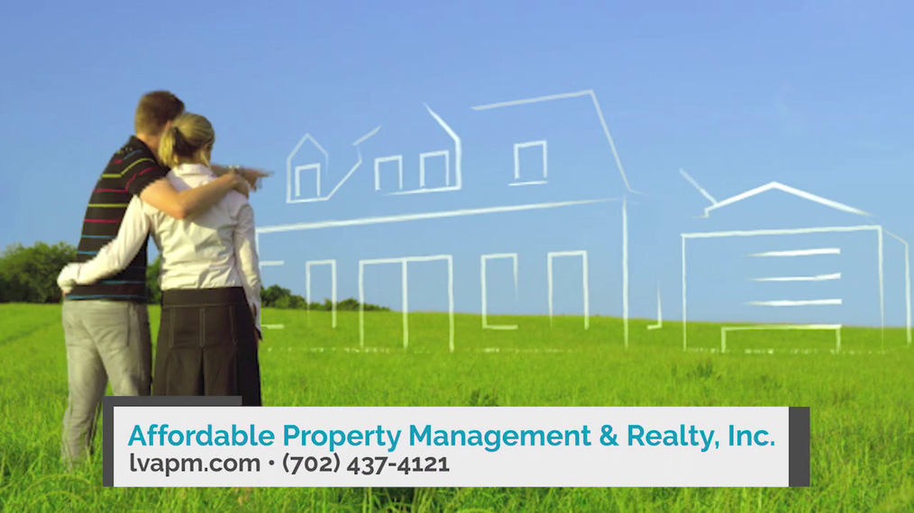Property Management in Las Vegas NV, Affordable Property Management & Realty, Inc.