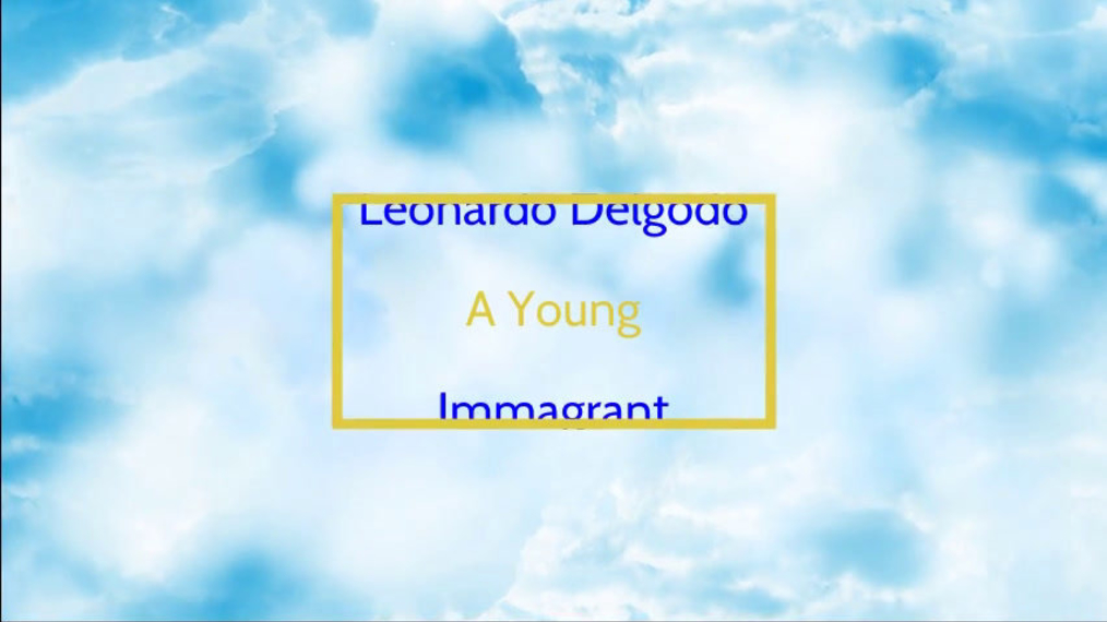 Leonardo - A Young Immigrant