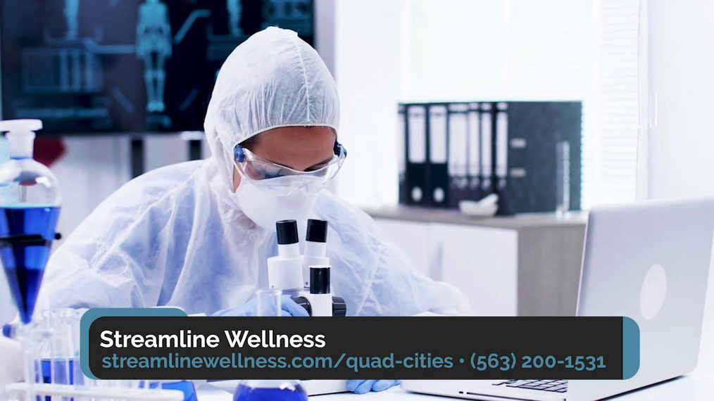 IV Therapy in Bettendorf IA, Streamline Wellness