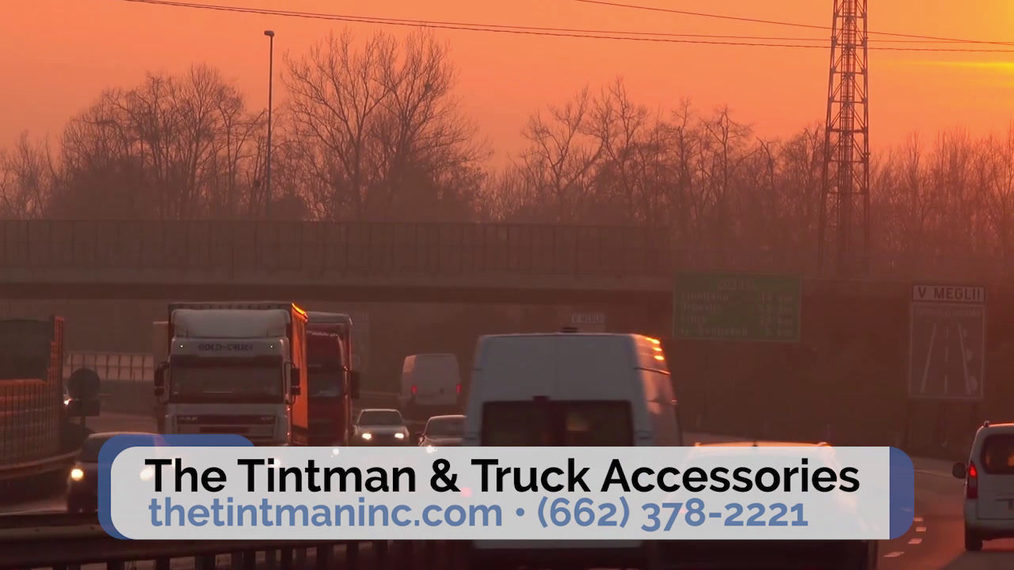 Truck Accessories in Greenville MS, The Tintman & Truck Accessories