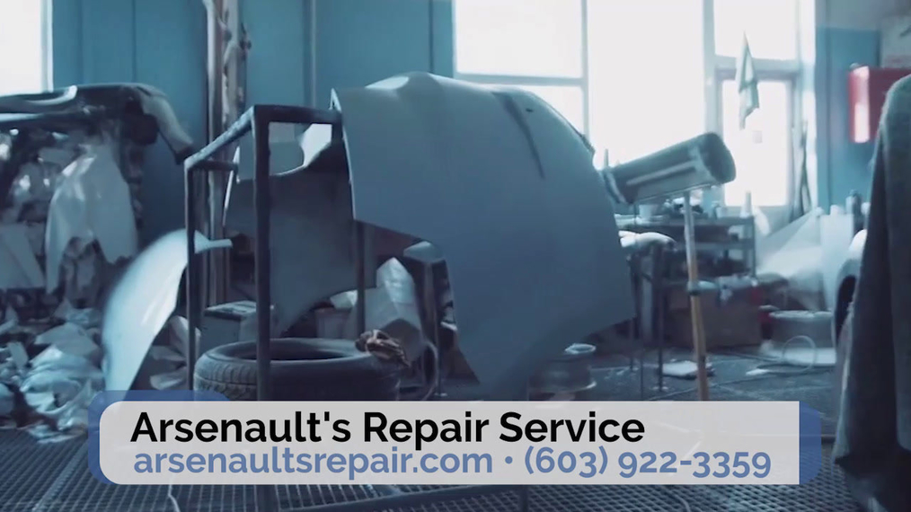 Auto Repair in Stratford NH, Arsenault's Repair Service