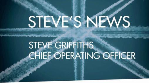 Steve's news 31.05.19