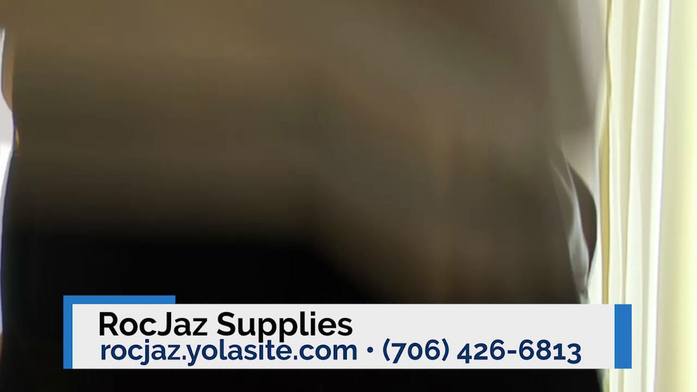 Cleaning Supplies in Augusta GA, RocJaz Supplies