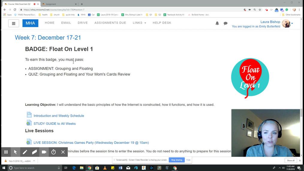 Web Essentials Q2 Week 7 Intro