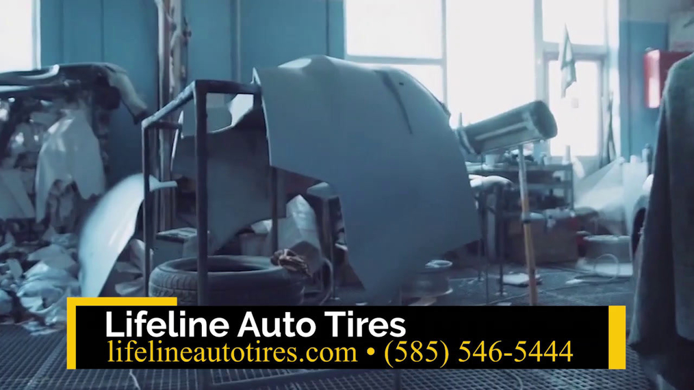 Auto Repair in Rochester NY, Lifeline Auto Tires