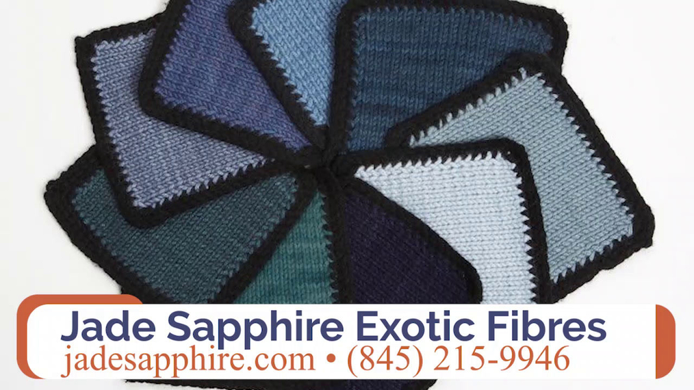 Wholesale Yarn in West Nyack NY, Jade Sapphire Exotic Fibres