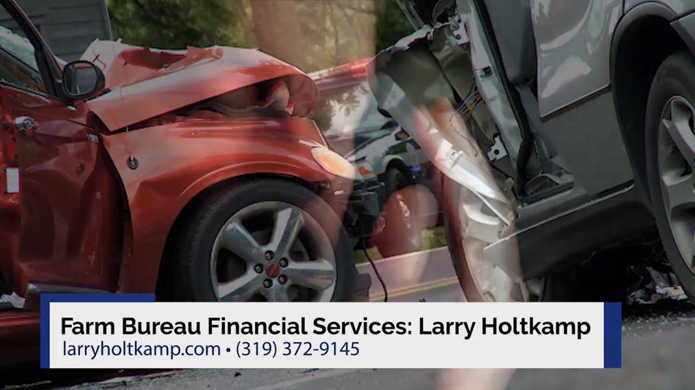 Auto Insurance in Fort Madison IA, Farm Bureau Financial Services: Larry Holtkamp