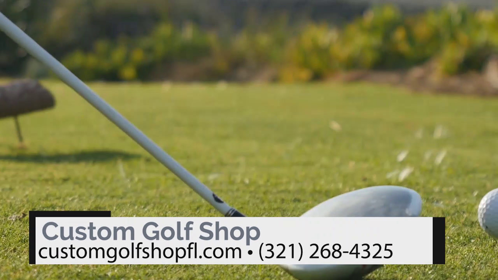 Repair Golf Equipment in Titusville FL, Custom Golf Shop