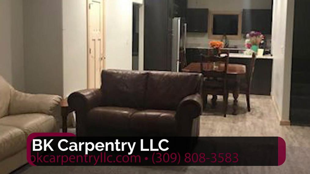 Custom Home Builder in Bloomington IL, BK Carpentry LLC