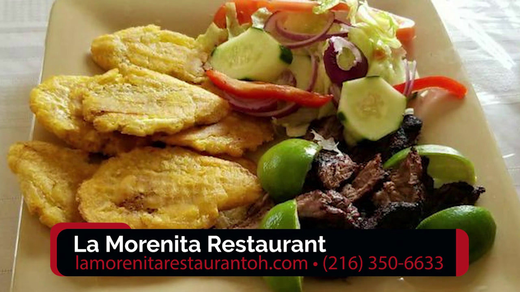 Dominican Food in Cleveland OH, La Morenita Restaurant