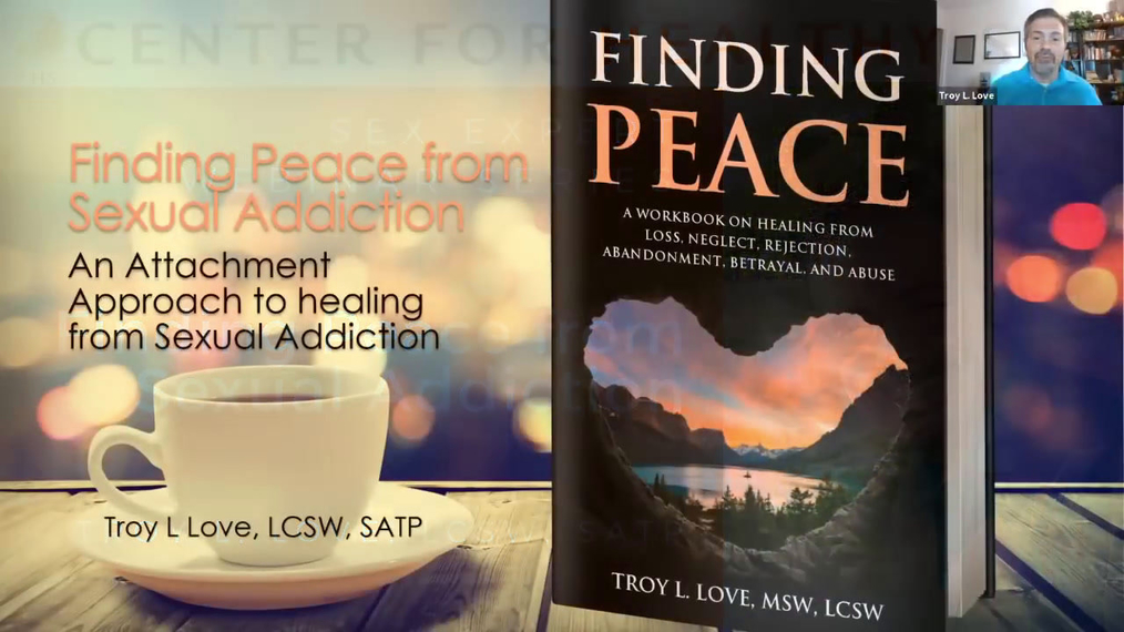 Finding Peace from Sexual Addiction