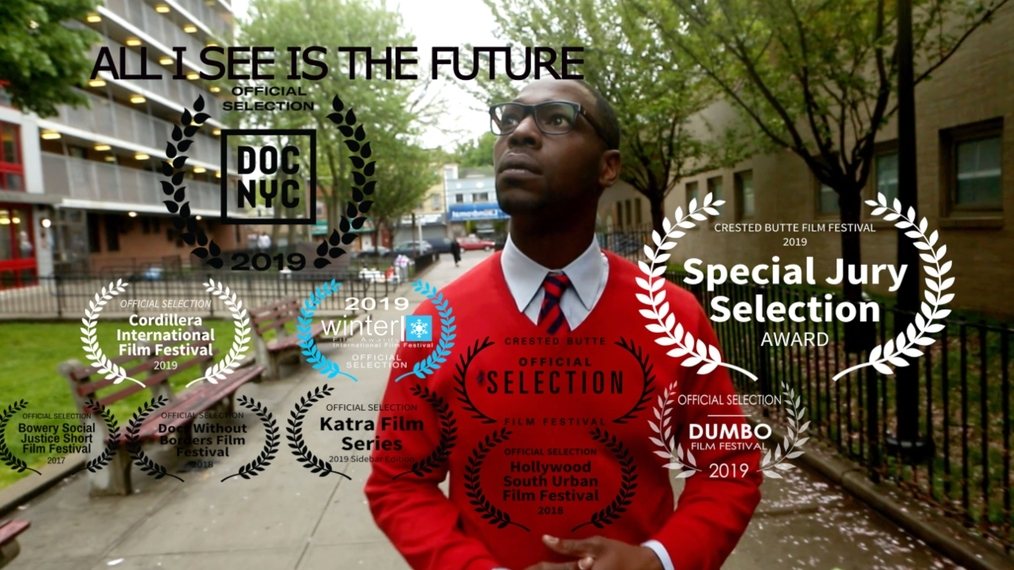 All I See Is The Future (First Place Documentary)
