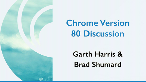 Chrome v80 Interview