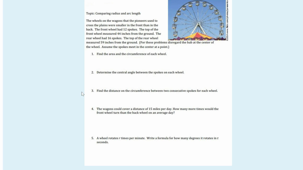 Homework Help Cosine Functions Question 1.mp4