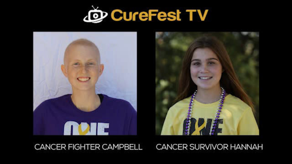 Campbell and Hannah provide their unique perspectives on childhood cancer