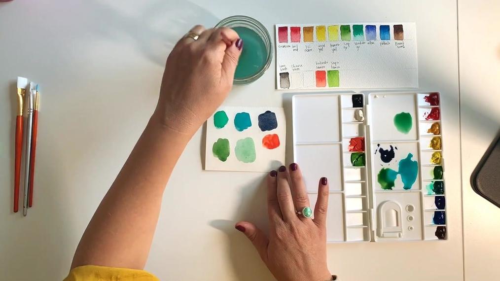 Create a Color Palette.MOV