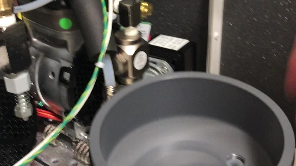 Periodic Maintenance: Removing Sediment Bowl - Units manufactured 11/2019 and after [66-3005]