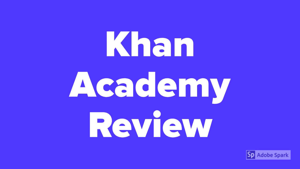 Course Orientation - Khan Academy Info Video