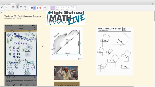 Brush Up Workshop C9 - The Pythagorean Theorem.mp4