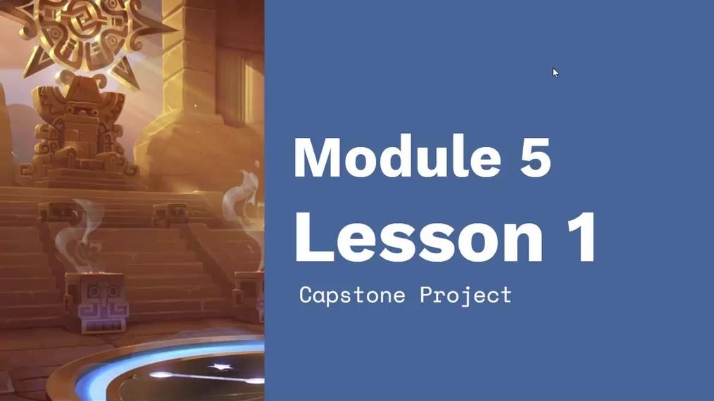 Chapter 3 Capstone Survey Instructions.mp4