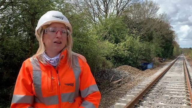 On track – Network Rail reaches key milestone on Dartmoor Line