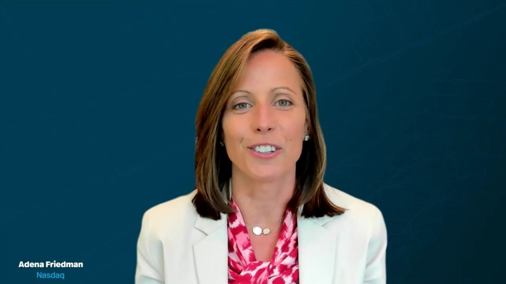 Fireside Chat with Nasdaq CEO Adena Friedman