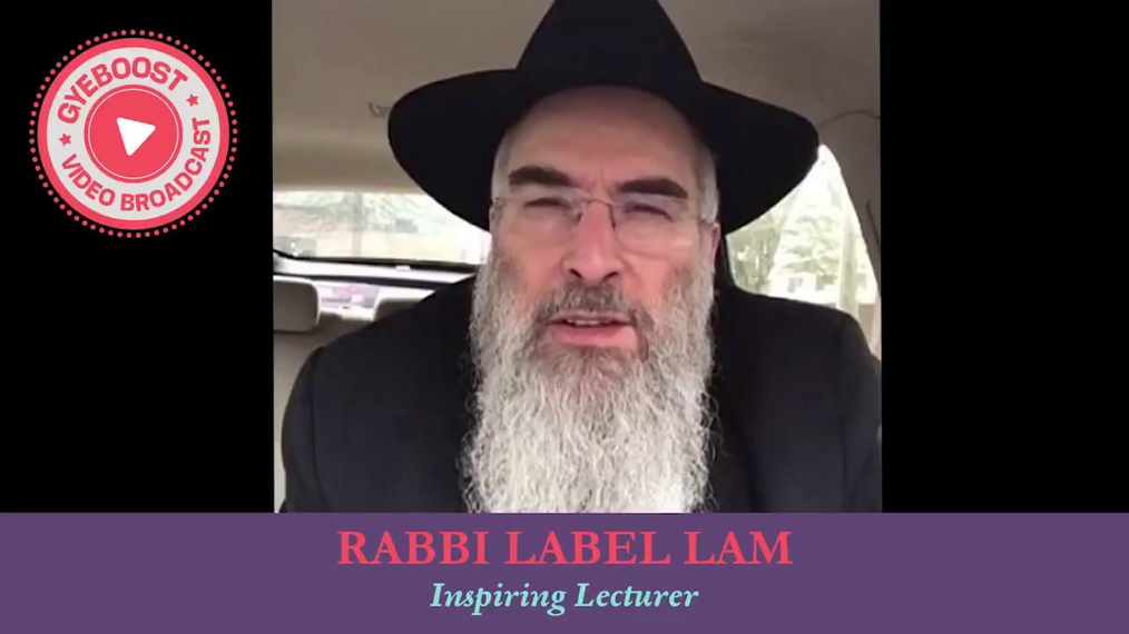 655 - Rabbi Label Lam - Pregúntate a ti mismo