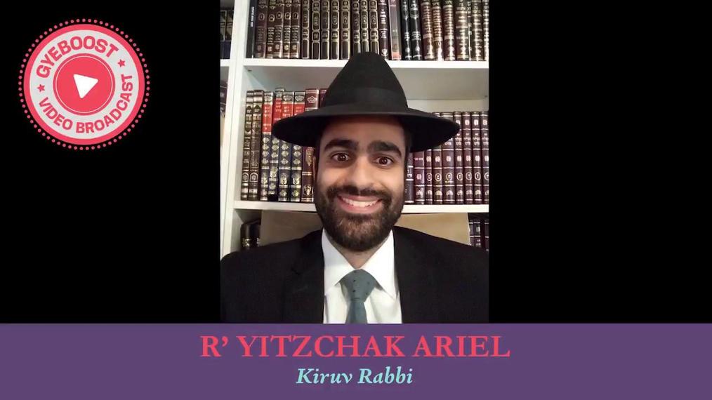 611 - R' Yitzchak Ariel - Doble problema