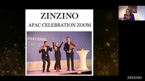 Zinzino APAC Celebration Event