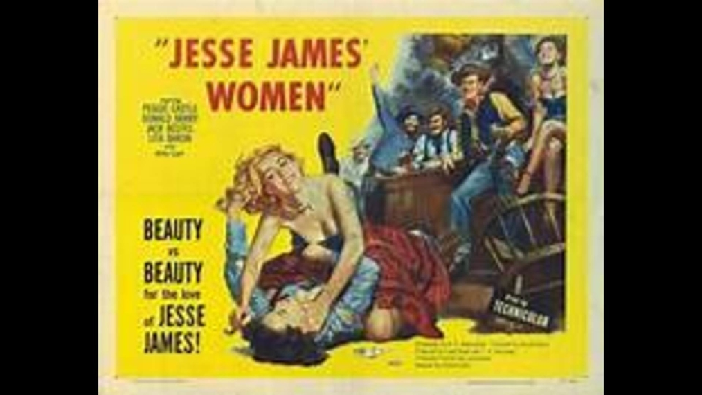 Jesse James' Women - In High Definition