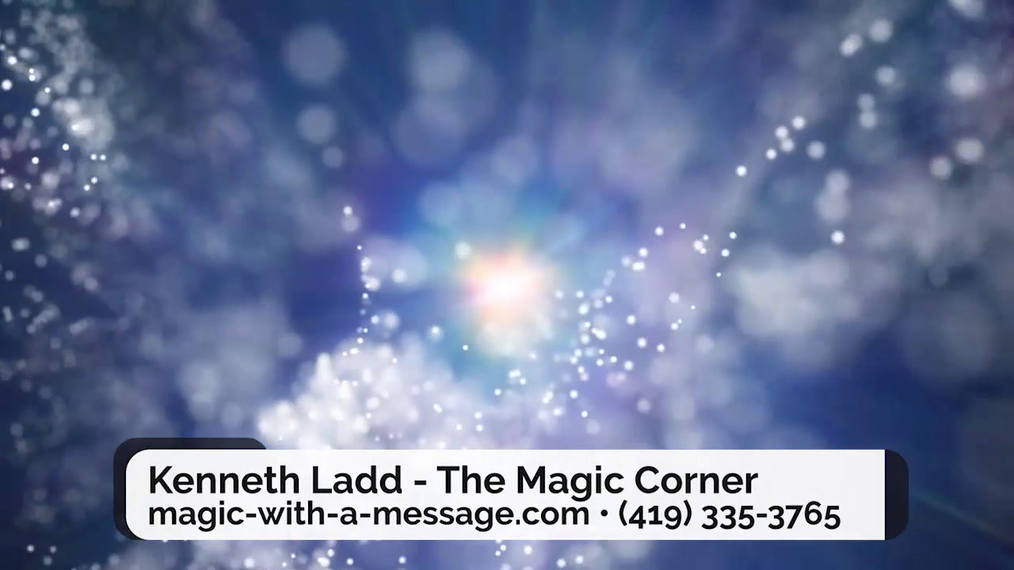 Magicians in Wauseon OH, Kenneth Ladd - The Magic Corner