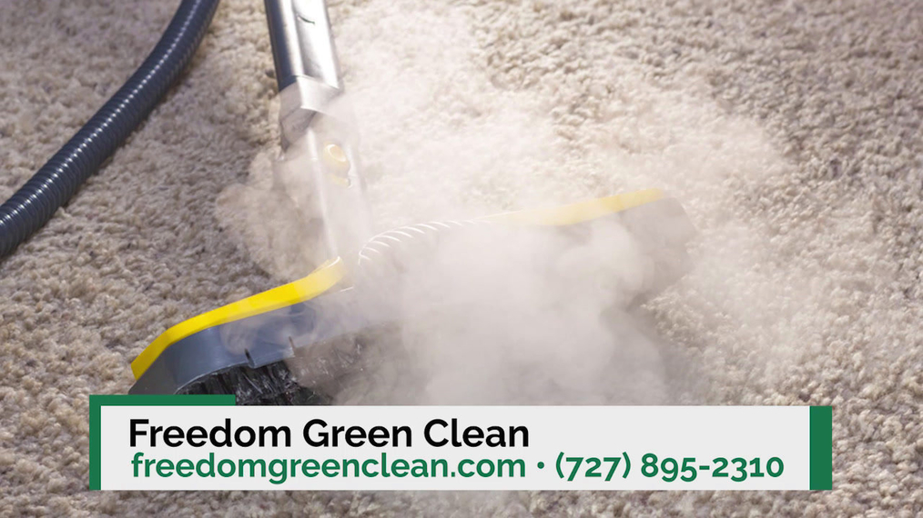 Carpet Cleaning in St. Petersburg FL, Freedom Green Clean