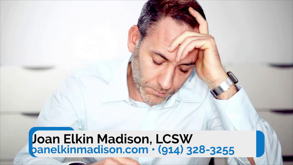 Psychotherapist in White Plains NY, Joan Elkin Madison, LCSW