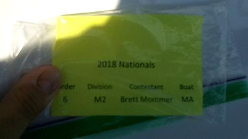 Brett Mommer M2 Round 1 Pass 2