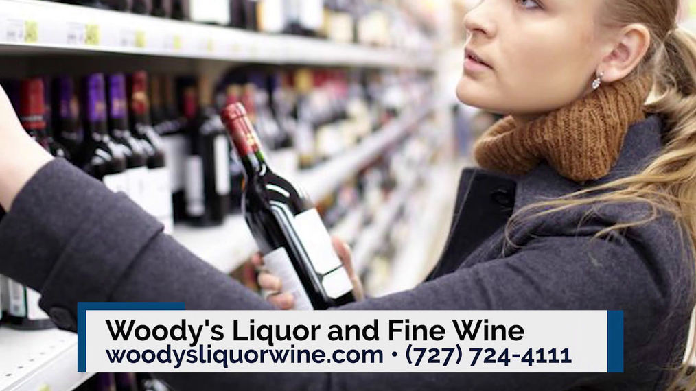 Liquor Stores in Clearwater FL, Woody's Liquor and Fine Wine