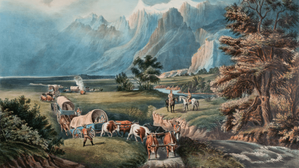PREVIEW: Westward Expansion & the Gold Rush (K-8)