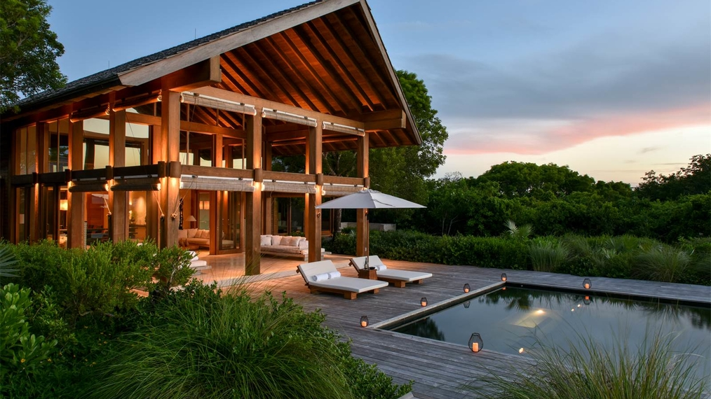 Point House, Turks and Caicos