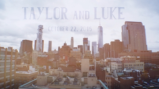 Taylor and Luke