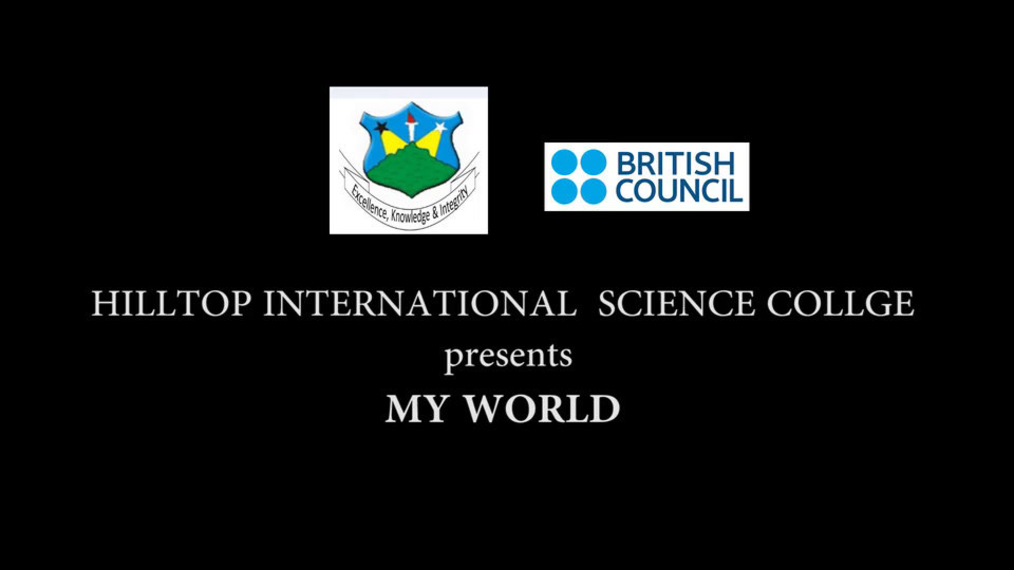 HillTop International Science College 'Your World' Competition.mp4