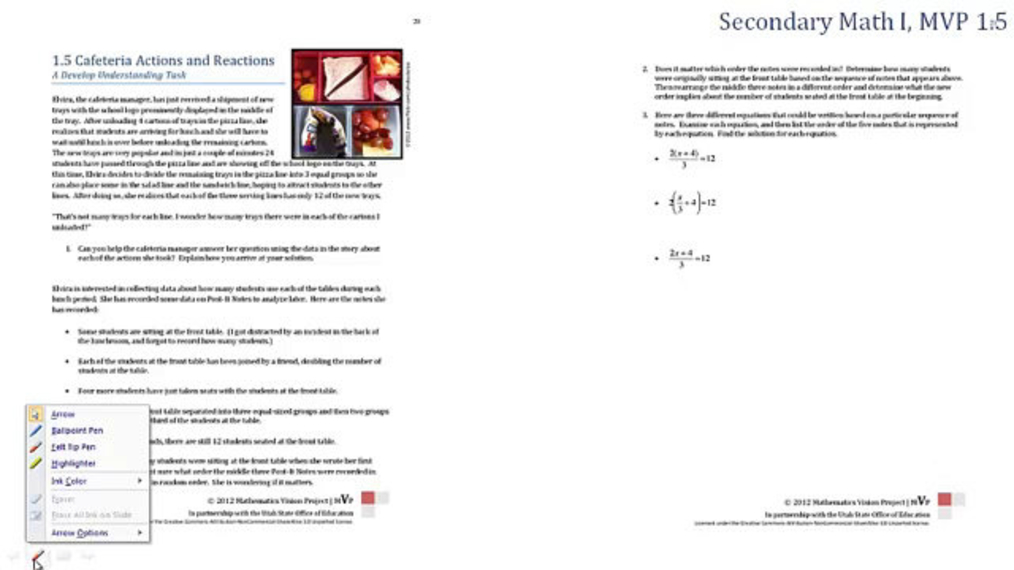 SMI 1.5 Explanation Part A.