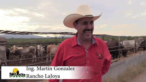 Ing. Martin Gonzalez Rancho LaJoya talks about NAFTA & his cattle operation pt1