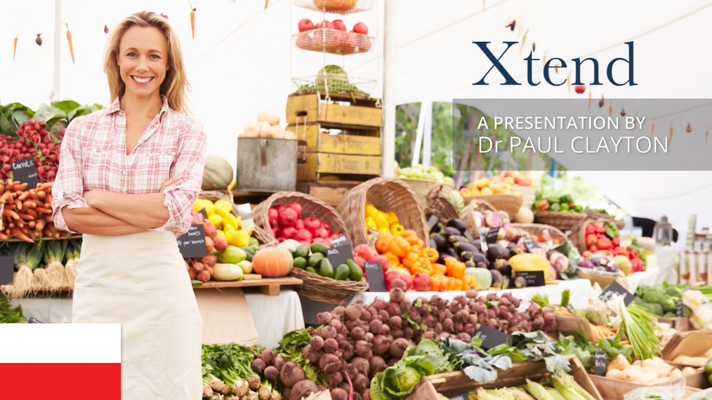 Xtend with Dr. Paul Clayton PL