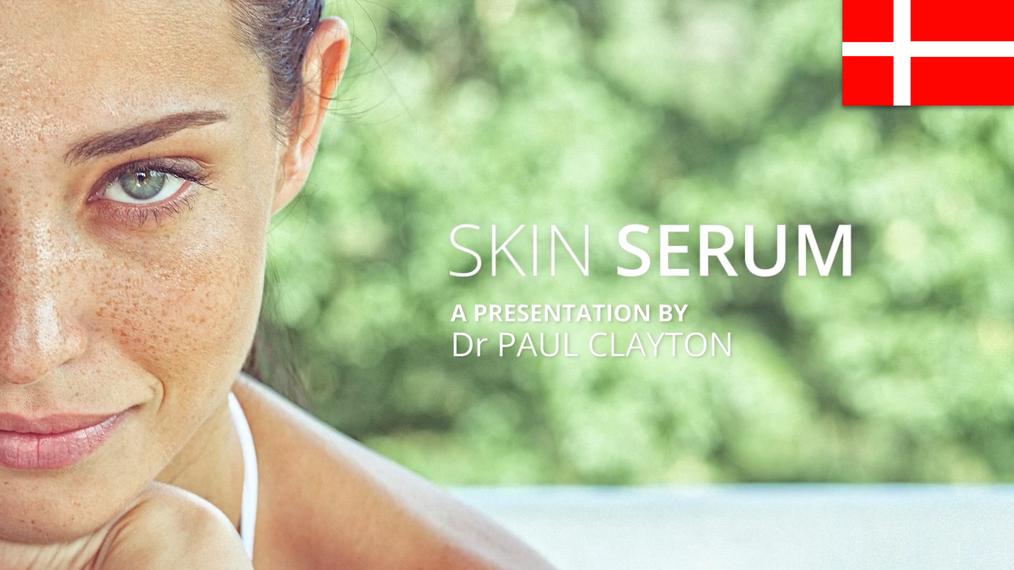 Skin Serum with Dr. Paul Clayton DK