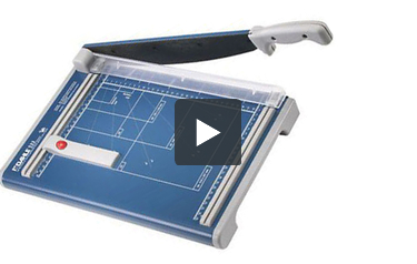 buy dahle model professional 12 inch guillotine paper cutter 533