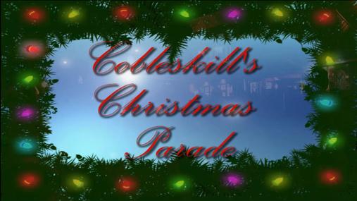 Cobleskills' christmas parade