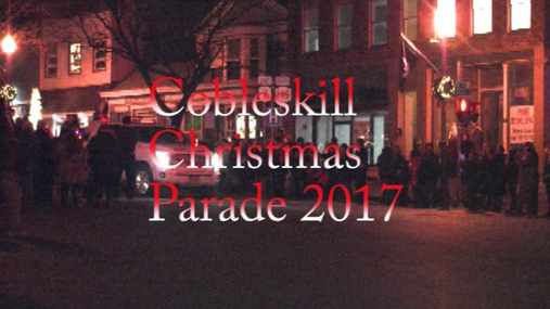 Cobleskill Christmas Parade 2017
