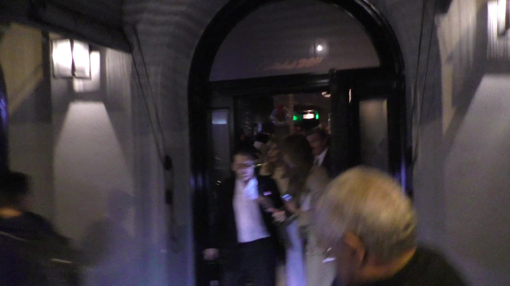 Jaclyn Smith shares her New Year Resolution as she leaves dinner at Craigs in West Hollywood.mp4
